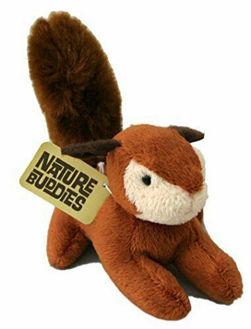 Picture of Living Nature Squirrel Mini Buddies