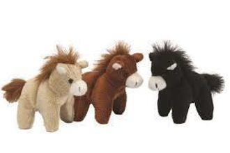 Picture of Living Nature Horse Mini Buddies
