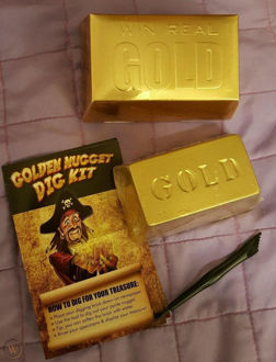 Picture of FOOLS GOLD DIG KIT