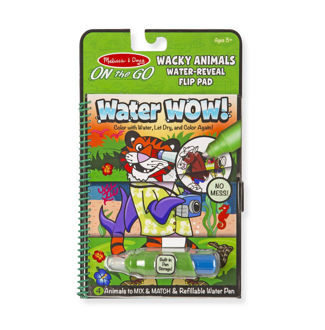Picture of Water Wow - Wacky Animals Water Reveal