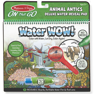 Picture of Water Wow! Animal Antics Deluxe Water Reveal Pad