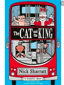 Picture of CAT AND THE KING (PB)