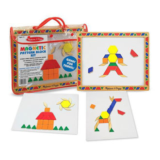 Picture of Magnetic Pattern Block Kit