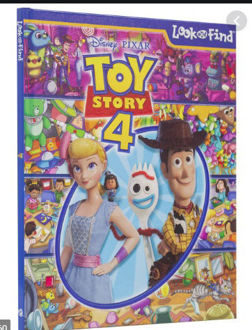 Picture of Look and Find Disney Pixar Toy Story 4