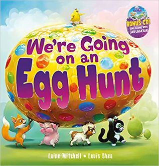 Picture of We're Going on an Egg Hunt PBK