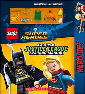 Picture of The Official Justice League Training Manual (LEGO DC Comics Super Heroes) (LEGO DC Super Heroes)
