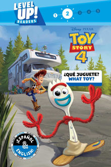 Picture of What Toy? / ¿Qué juguete? (English-Spanish)(Disney Bilingual) Hardcover