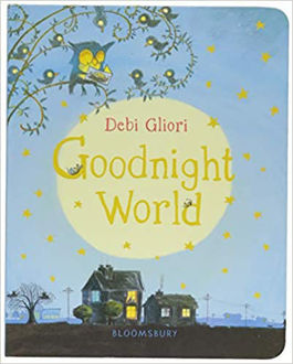 Picture of Goodnight World Board book