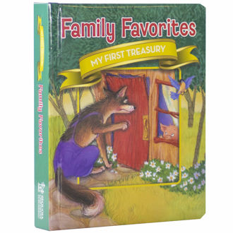 Picture of My First Treasury - Family Favorites Board book