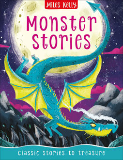 Picture of Monster Stories Paperback