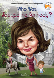 Picture of Who was Jacqueline Kennedy?