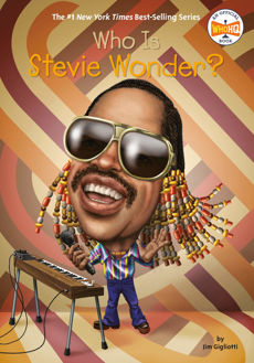 Picture of Who is Stevie Wonder?