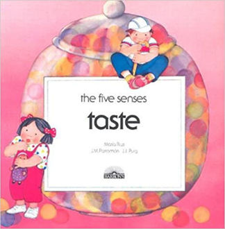 Picture of Taste (The Five Senses Series) Paperback