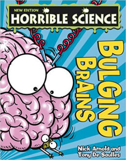 Picture of Horrible Science: Bulging Brains 1st Edition  (paperback)
