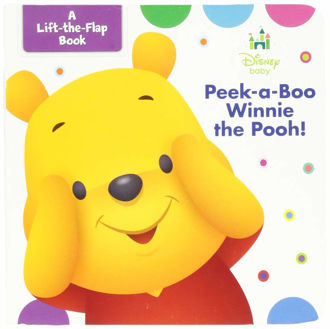 Picture of Peek-a-Boo Winnie the Pooh! A Lift-the-Flap