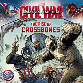 Picture of Marvel Civil War Captain America The Rise of Crossbones