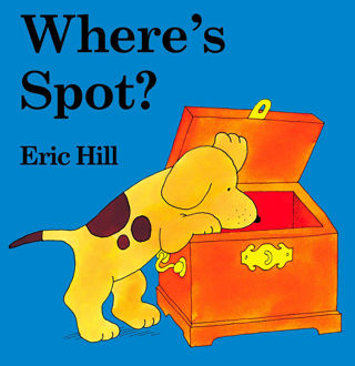 Picture of Where's Spot? A Lift -the -Flap book