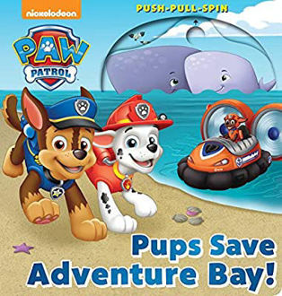 Picture of Paw Patrol Pups save Adventure Bay! Push-Pull-Spin