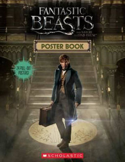 Picture of Fantastic Beasts Poster Book