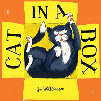 Picture of Cat in a Box Kindle Edition (Hardcover)