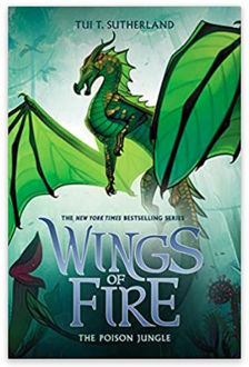 Picture of Wings of Fire The Poison Jungle