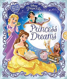 Picture of Disney Princess: Princess Dreams (HARDCOVER)