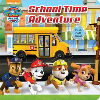 Picture of Paw Patrol School Time Adventure ( Push Pull Turn)
