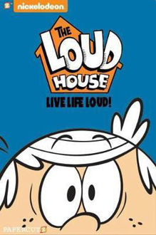Picture of THE LOUD HOUSE #3: LIVE LIFE LOUD