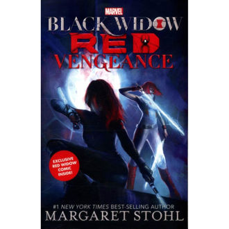 Picture of Marvel Black Widow Red Vengeance