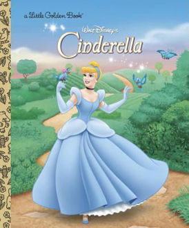 Picture of A Little Golden Book Walt Disney Cinderella