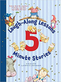 Picture of Laugh-Along-Lessons: 5 Minute Stories (HARDCOVER)