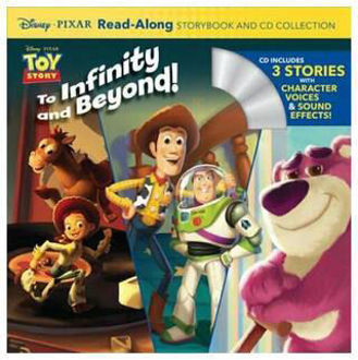 Picture of Toy Story Read-Along Storybook and CD Collection (PAPERBACK)
