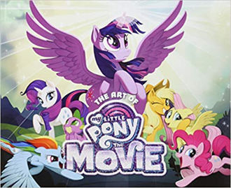 Picture of The Art of My Little Pony: The Movie (Hardcover)