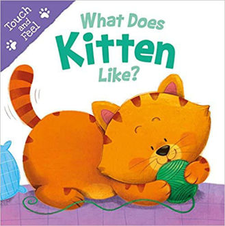 Picture of What Does Kitten Like (Touch & Feel) (Touch and Feel) Board book