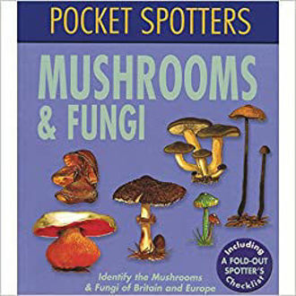 Picture of Pocket Spotters: Mushrooms and Fungi Paperback