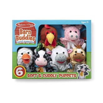 Picture of Barn Buddies Hand Puppets
