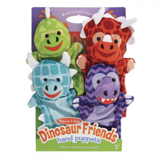 Picture of Dinosaur Friends Hand Puppets