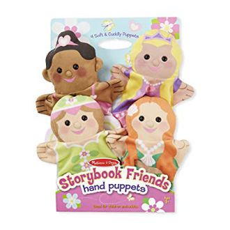 Picture of Storybook Friends Hand Puppets