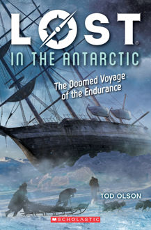 Picture of LOST IN THE ANTARCTIC The Doomed Voyage of the Endurance