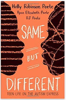 Picture of Same But Different (paperback)