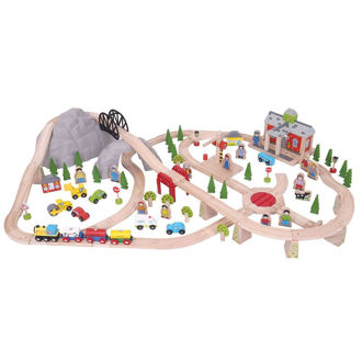 Picture of Mountain Railway Set