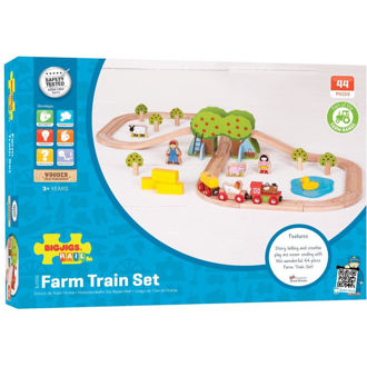 Picture of Farm Train Set