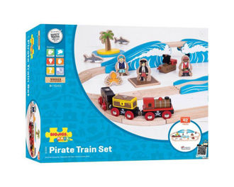 Picture of Pirate Train Set