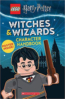 Picture of Witches and Wizards Character Handbook (LEGO Harry Potter) Paperback