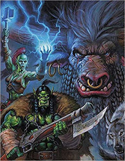 Picture of World of Warcraft: Bloodsworn Hardcover