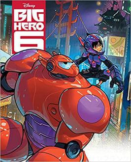 Picture of Big Hero 6 Big Golden Book (Hardcover)
