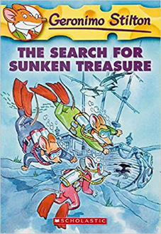 Picture of The Search for Sunken Treasure (Geronimo Stilton, No. 25)