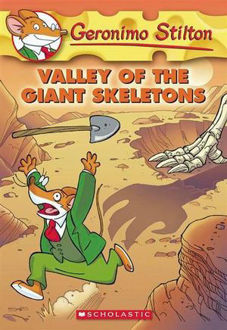 Picture of Valley of the Giant Skeletons Geronimo Stilton : Book 32
