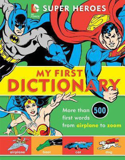 Picture of Super Heroes: My First Dictionary