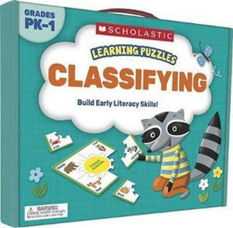 Picture of Learning Puzzles: Classifying